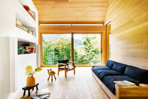 Colette's Sarah Andelman Gives a Tour of her Catskills Cabin Home