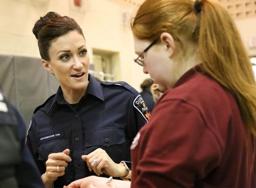 Why These Police Officers Are Helping Send Girls to Prom