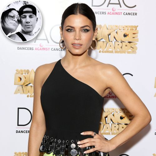 Jessie J Shares Cute Selfies With Channing Tatum Following Jenna Dewan's 'Blindsided' Comment