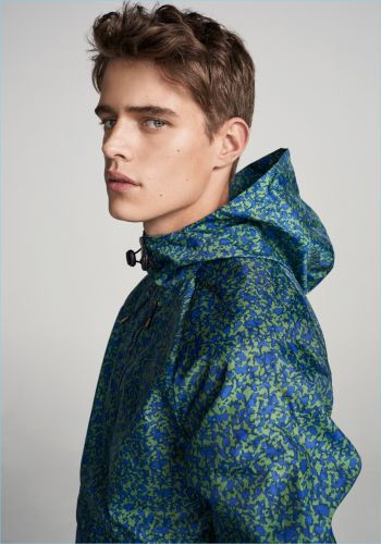 Jordy Baan Fronts John Lewis' Spring '18 Campaign