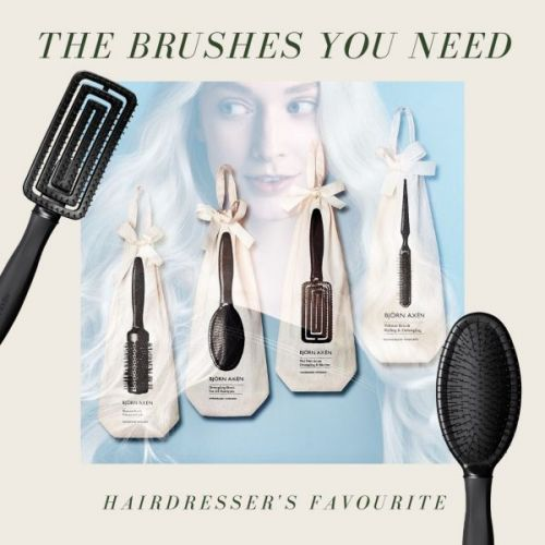 The Brushes You Need