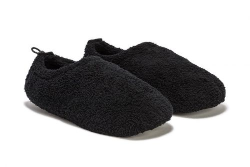 Are UNDERCOVER's Fuzzy Cotton Slippers the Biggest Lounging Around Flex?