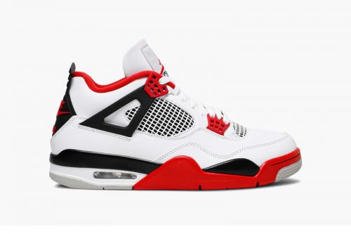 "GOAT Celebrates Air Jordan 4 ""Fire Red"" Release and the Best Red Jordans of All-Time"