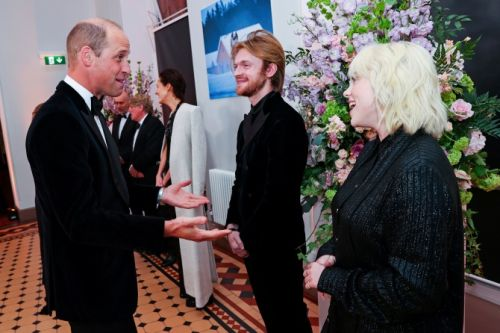 Billie Eilish Just Revealed What Happened When She Met Prince William and Kate Middleton