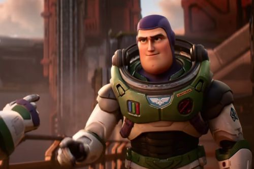 Chris Evans lifts off as Buzz Lightyear in 'Toy Story' spinoff trailer