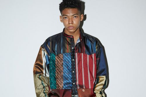 Children of the Discordance Unveils Range of Worldly Garments for FW20