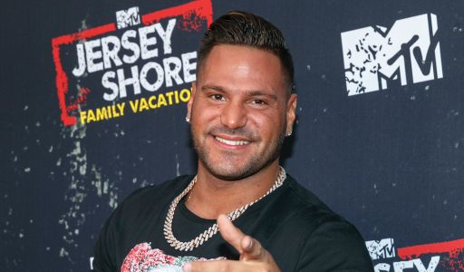 'Jersey Shore' Star Ronnie Magro Posts a Picture Alongside Chris Brown and People Are Not Having It