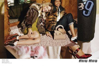 Miu Miu Release Their Pre-Fall 2017 Campaign