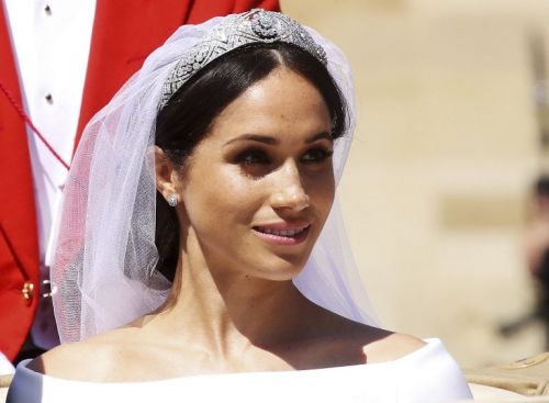 Meghan Markle chooses Clare Waight Keller for Givenchy for wedding gown