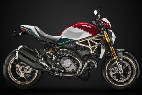 Ducati Celebrates 25th Anniversary of Monster By Launching Limited Edition Bike