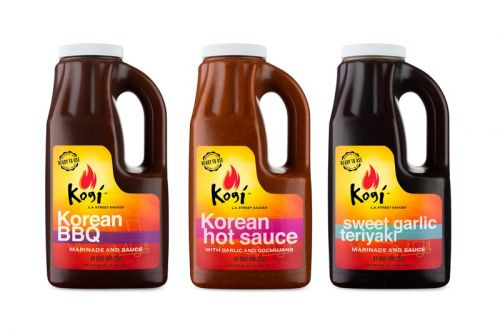 Kogi Korean BBQ L.A. Street Sauces Line Is Defined By Big Flavor