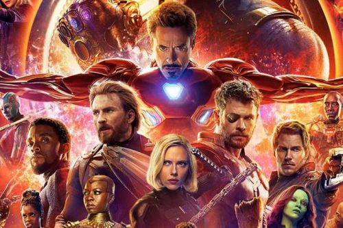 'Avengers: Infinity War' Breaks Record for Advanced Ticket Sales