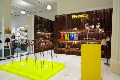 JW Anderson's New Selfridges Pop-Up Will Take You Back to Nature