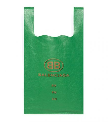 Balenciaga is now selling $1000 supermarket bags