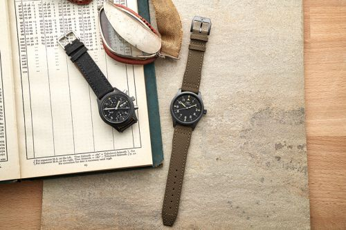 "HODINKEE & IWC Collaborate on the Pilot's Watch Mark XVIII Edition ""HODINKEE"""