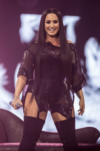 Demi Lovato Teases New Music for Her Fans: 'Recording a Song for My Loyal Lovatics'