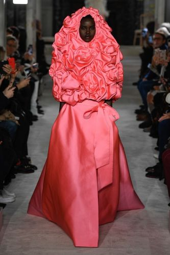 Five Things to Know About Valentino's Boundary-Breaking Couture Show