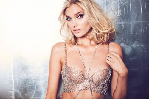 Elsa Hosk Will Be Wearing The 2018 Victoria's Secret Fantasy Bra