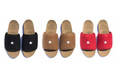 NEXUSVII.'s Tropical Field Slipper Combines a Comfy Home Slide With an Outdoor Shoe