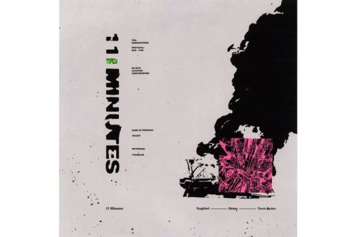 "Halsey Shares ""11 Minutes"" Single Feat. Yungblud & Travis Barker"