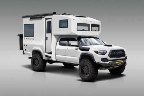 Be Apocalypse-Ready With the TruckHouse BCT Toyota Tacoma TRD Pro