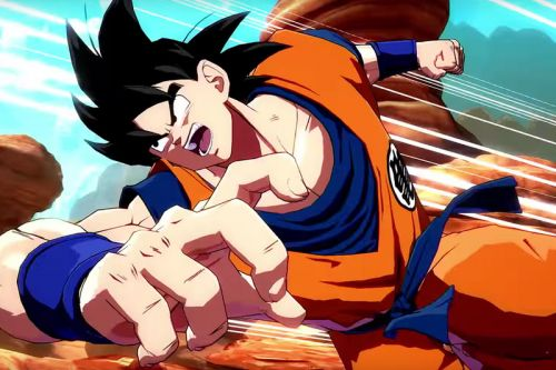 'Dragon Ball FighterZ' Welcomes Goku & Vegeta's Classic Base Forms