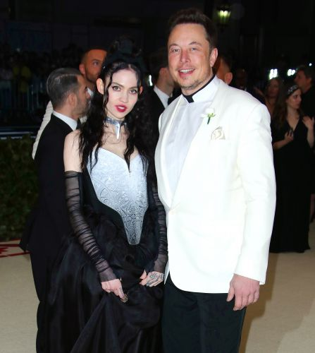 Is Grimes Pregnant With Elon Musk's Baby? See Cryptic Post Fueling Speculation