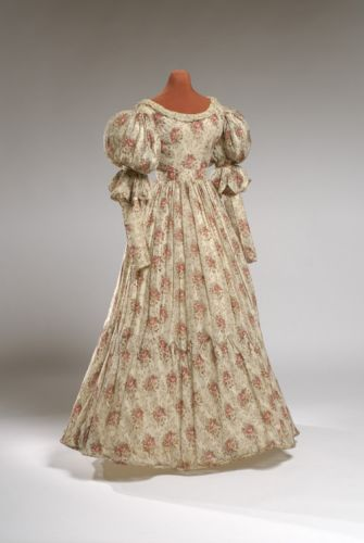 Day Dress1827-1832Agnes Etherington Art Centre