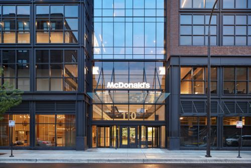Take a Look Inside McDonald's $250 Million USD Global HQ in Chicago