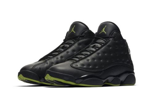 "The Air Jordan 13 ""Altitude"" Will Come in Sizes to Fit the Entire Family"