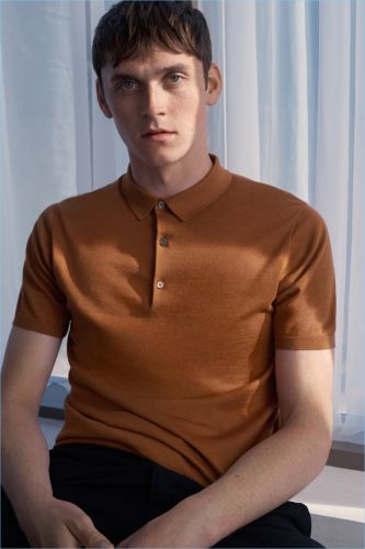 A New Palette: Anders Hayward Embraces Fall Shades for COS
