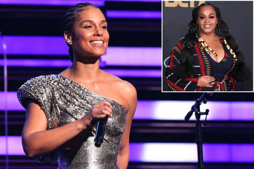 Alicia Keys pays sultry homage to jazzy Jill Scott on new album