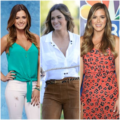 From 'Bachelor' Contestant to Leading Lady: See How JoJo Fletcher Has Transformed Through the Years