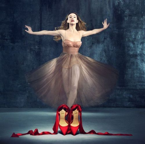 The Red ShoesBallet stars Misty Copeland, Isabella Boylston, and