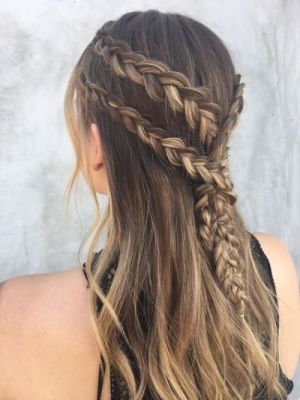 How to Get the Look: Game of Thrones-Inspired Braids