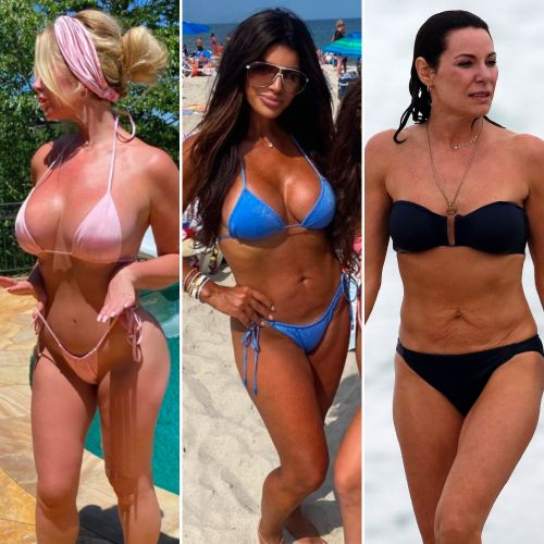 The 'Real Housewives' Stars Are Seriously Hot - See Their Best Bikini Moments Over the Years