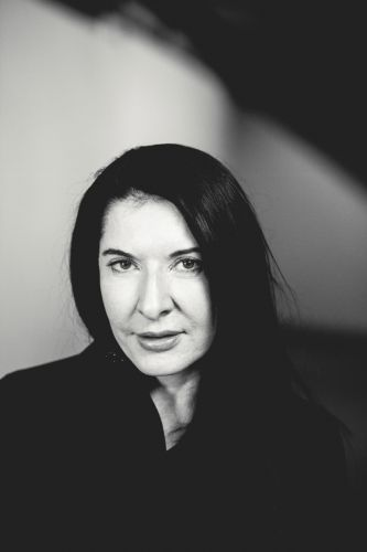 A man attacked Marina Abramović and said he did it for art