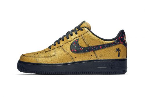 "Nike Celebrates Caribbean Culture With the Air Force 1 Low ""Caribana"""