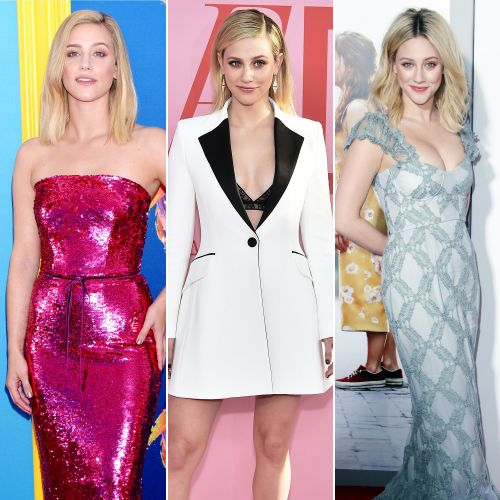 Lili Reinhart Dazzles on Any Red Carpet - See Her Amazing Fashion Moments!