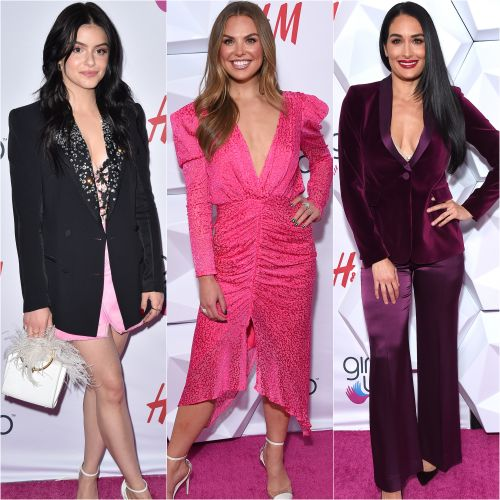 Ariel Winter, Hannah Brown, Nikki Bella and More Stun at the 2nd Annual Girl Up GirlHero Awards
