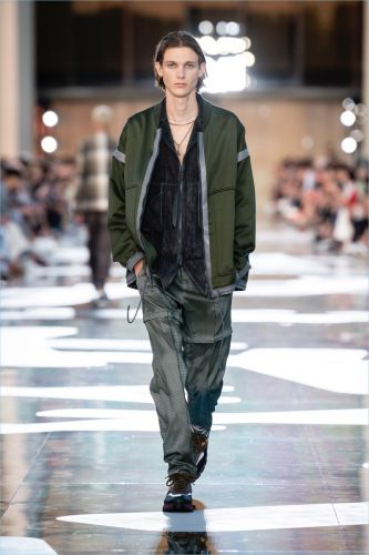 Ermenegildo Zegna Couture Embraces an Airy Quality for Spring '19 Collection