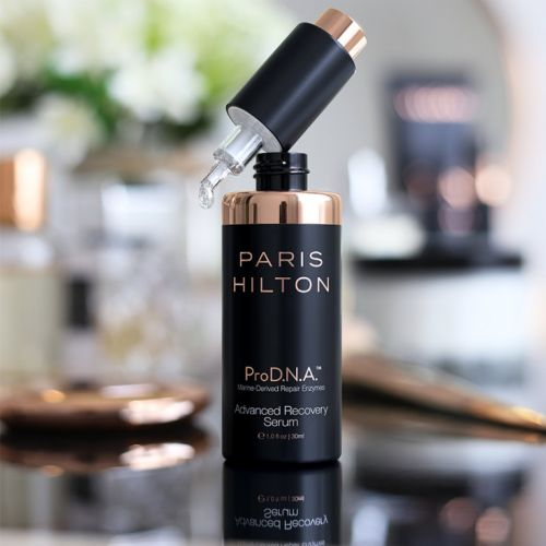 Paris Hilton's 'Hot' New Skin Care Line Is Here