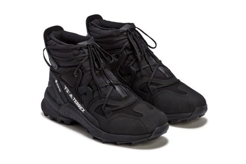 Adidas Y-3 Terrex Swift R3 GORE-TEX Has Landed With a Stealthy Makeover