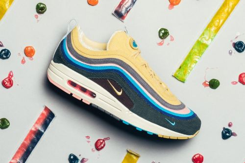 Sean Wotherspoon x Nike Air Max 1/97 Official Store List