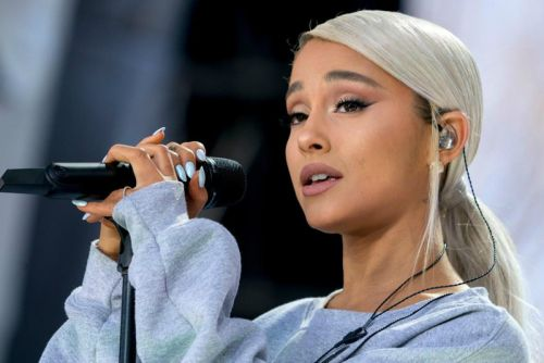 Ariana Grande Discusses Her Perfect Fantasy on