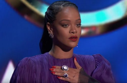 Watch Rihanna call for unity in her NAACP Image Awards acceptance speech