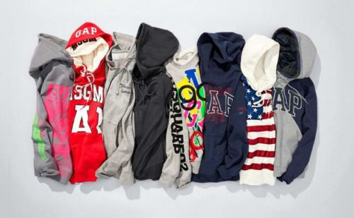 Gap launches designer collection with GQ
