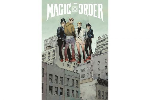 Netflix Announces 'The Magic Order' TV Series Adaptation