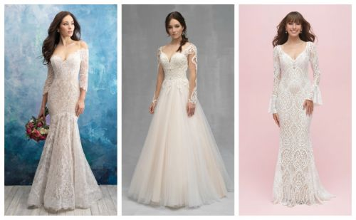 The Top Wedding Dress Trends For 2019