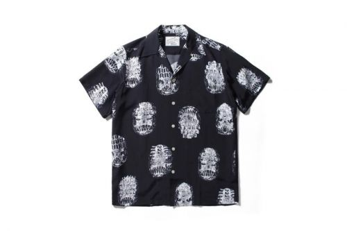 Neck Face and WACKO MARIA Join Forces on a Hawaiian Shirt Collection